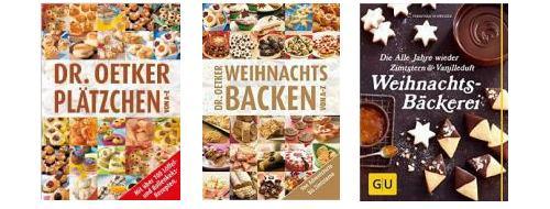 Weihnachtsbäckerei eBooks