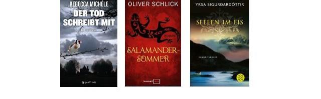 eBook Lesetipps zum Wochenende (21.11.2014)