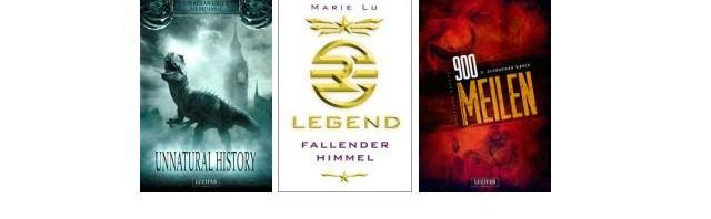 Spannende Fantasy eBooks aktuell reduziert