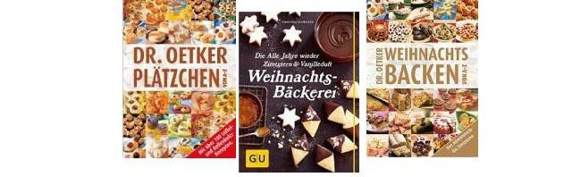 Weihnachtsbäckerei eBooks auch für Tolino & Co