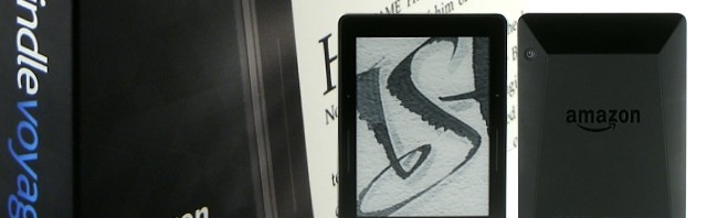 Kindle Voyage im Lese-Test