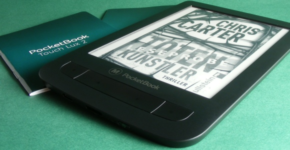 PocketBook Touch Lux 2 Testbericht