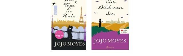 Neue Bücher von Jojo Moyes: Ein Bild von Dir / Die Tage in Paris