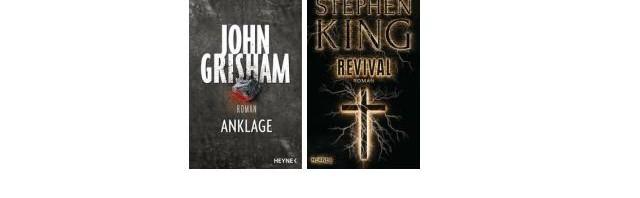 Neues von den Meistern: Stephen King und John Grisham