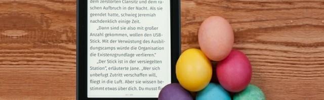 Aktuelle tolino Angebote vor Ostern [Update]