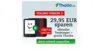Bundle Angebot: Tolino Vision 2 inklusive Gratis Tasche
