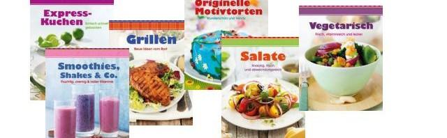 Exklusive Trend eBook Kochbücher zum Einführungspreis