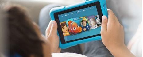 Kindle Fire HD für Kinder