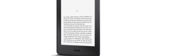 Kindle Paperwhite 3 (2015) mit 300-ppi-Display Neu