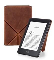 Limitierte Auflage Origami Premium-Lederhülle für Kindle Voyage
