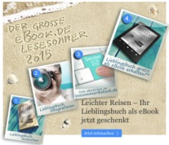 Das Lieblingsbuch kostenlos als eBook erhalten: eBook.de Lesesommer Aktion