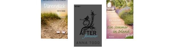 After eBooks von Anna Todd stürmen die eBook Charts KW 32/2015