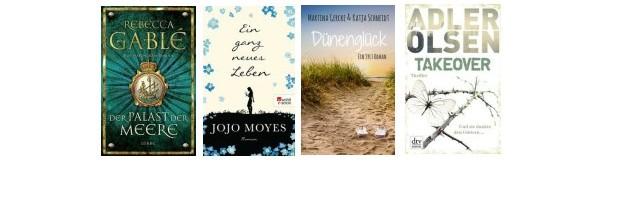 """eBook Charts KW 39/2015: Jojo Moyes """"Ein ganz neues Leben"""" stürmt nach oben"""