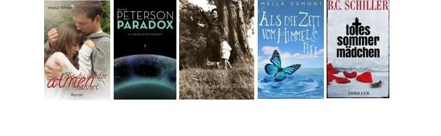 Kindle Storyteller: Die fünf Finalisten Bücher