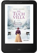 Tolino Vision 3 HD mit Die Tuchvilla von Anne Jacobsen