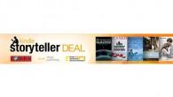 eBook Gewinnertitel des Kindle Storyteller Awards jetzt 50% günstiger