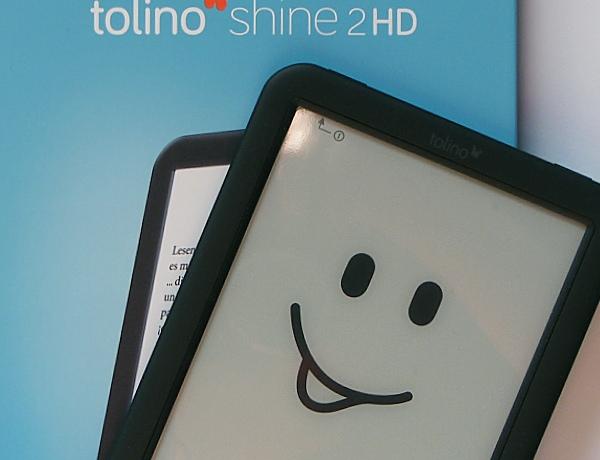 tolino shine 2 HD Verpackung