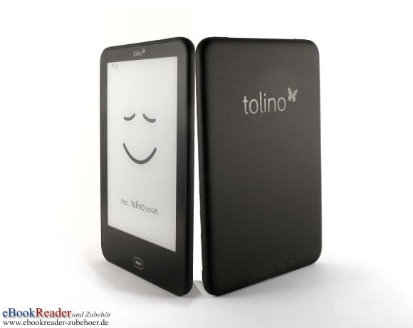 tolino vision 3 HD Vorderseite / Rückseite