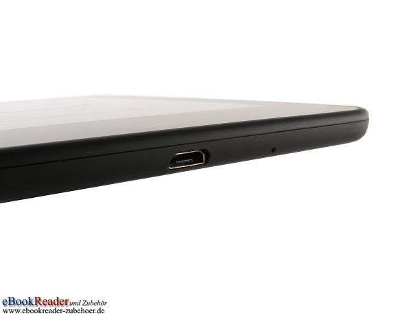tolino vision 3 HD MicroUSB Slot