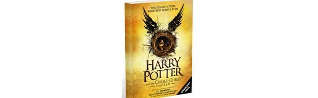 Das neue Harry Potter Buch kann vorbestellt werden