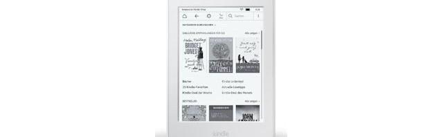 Neuer Kindle 2016 – dünner, leichter, mehr Speicher