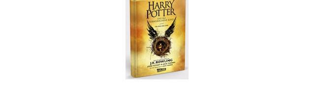 Harry Potter und das verwunschene Kind – jetzt auch als eBook