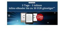 thalia cyber weekend 2016 - bis zu 30 Euro sparen