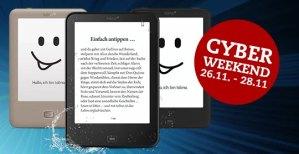 Thalia Cyber Weekend - tolino Reader bis zu Euro sparen