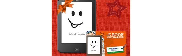 Tolino Geschenkset mit 20 Euro Geschenkkarte