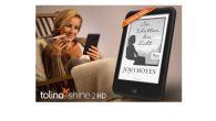 """Bundle Angebot: tolino shine 2 HD plus Jojo Moyes' """"Im Schatten das Licht"""""""
