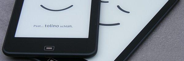Kindle und tolino Black Week Angebote