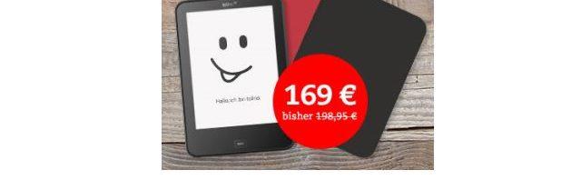 tolino vision 4 HD Bundle Angebot mit Gratis Tasche
