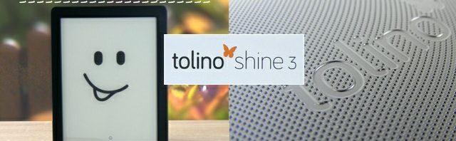 Lese Erfahrungen mit dem tolino shine 3