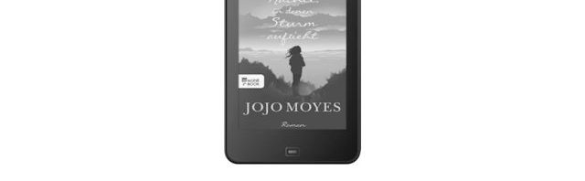 tolino vision 4 HD und Jojo Moyes eBook Bundle