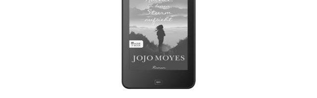 tolino vision 4 HD und Jojo Moyes eBook Bundle