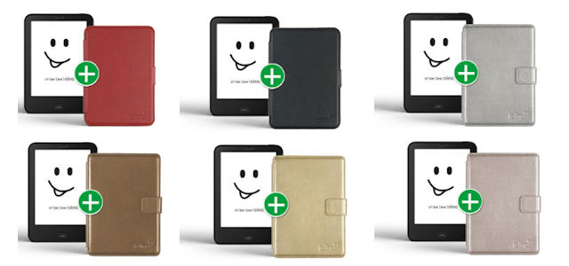 Thalia: tolino shine 2 HD Bundle inklusive Easy Click Tasche für nur 89 Euro