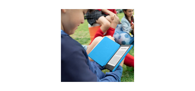 Kindle Kids Edition mit Extra Funktionen für Kinder
