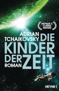 Sci-Fi Buchtipp: Die Kinder der Zeit von Adrian Tchaikovsky